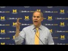Video & Quotes: John Beilein talks win over Purdue