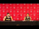 Video & Quotes: Trey Burke, Mitch McGary react to overtime loss at Wisconsin