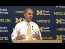 Video & Quotes: John Beilein reviews Michigan State win