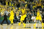 Michigan 58, Michigan State 57-31