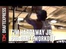 Tim Hardaway Jr. Draft Workout and Interview