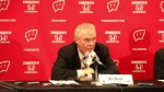 Video: Bo Ryan discusses win over Michigan