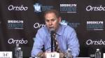 Video: John Beilein, Trey Burke and Tim Hardaway Jr. react to victory in Brooklyn