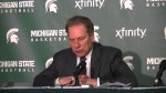 Video: Tom Izzo, Keith Appling after 23-point win over Michigan