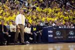 Video & Quotes: John Beilein recaps loss to Wisconsin