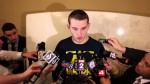 Video: Nik Stauskas, Derrick Walton, Spike Albrecht and Jon Horford recap loss to Kentucky