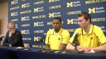 Video: Nik Stauskas and Glenn Robinson III's NBA Draft Press Conference