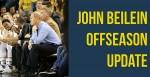 Video & Quotes: John Beilein talks Caris LeVert, injuries, more