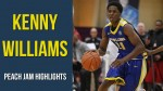 Peach Jam Highlights: Kenny Williams