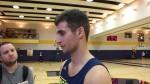 Video: Austin Hatch talks Michigan, recovery