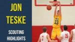 Video: Jon Teske Scouting Highlights