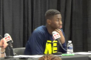 Caris LeVert and Spike Albrecht blame energy for 71 52 defeat at Ohio State