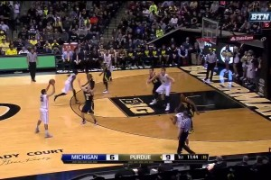 Five Key Plays - Michigan at Purdue