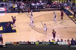Five Key Plays - Minnesota at Michigan