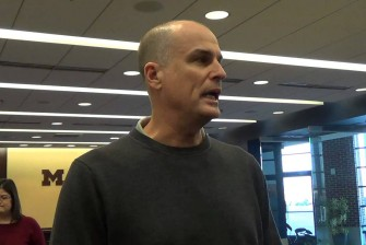 Jay Bilas says Michigan can still make NCAA Tournament