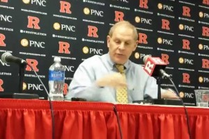 John Beilein Press Conference -- 1/20/15 at Rutgers