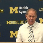 Video & Quotes: John Beilein says 'none of us should be happy' after Wisconsin loss