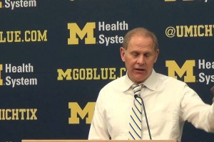 John Beilein recaps loss to Wisconsin