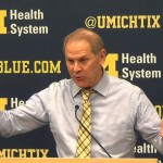 "Beilein: ""Guys stepped up all over the place"" in win over Nebraska"