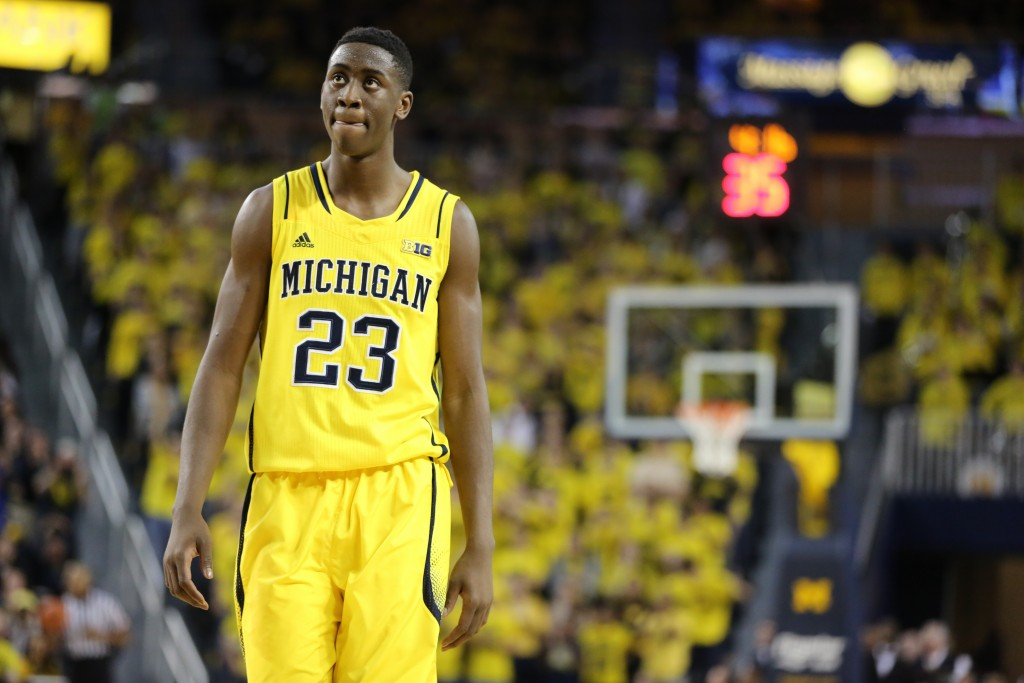 Caris Levert Out For The Year Michigan Basketball Um Hoops Forums