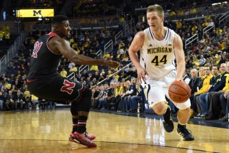 Michigan 58, Nebraska 44 - #10