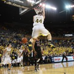 Photo Gallery: Michigan 58, Nebraska 44