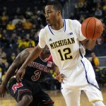 Muhammad-Ali Abdur-Rahkman sparks Michigan's second half run