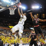 Notebook: Michigan will 'find out what Big Ten basketball is all about' in East Lansing