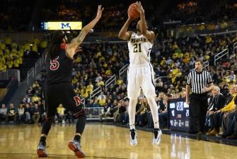 Michigan 58, Nebraska 44 - #6