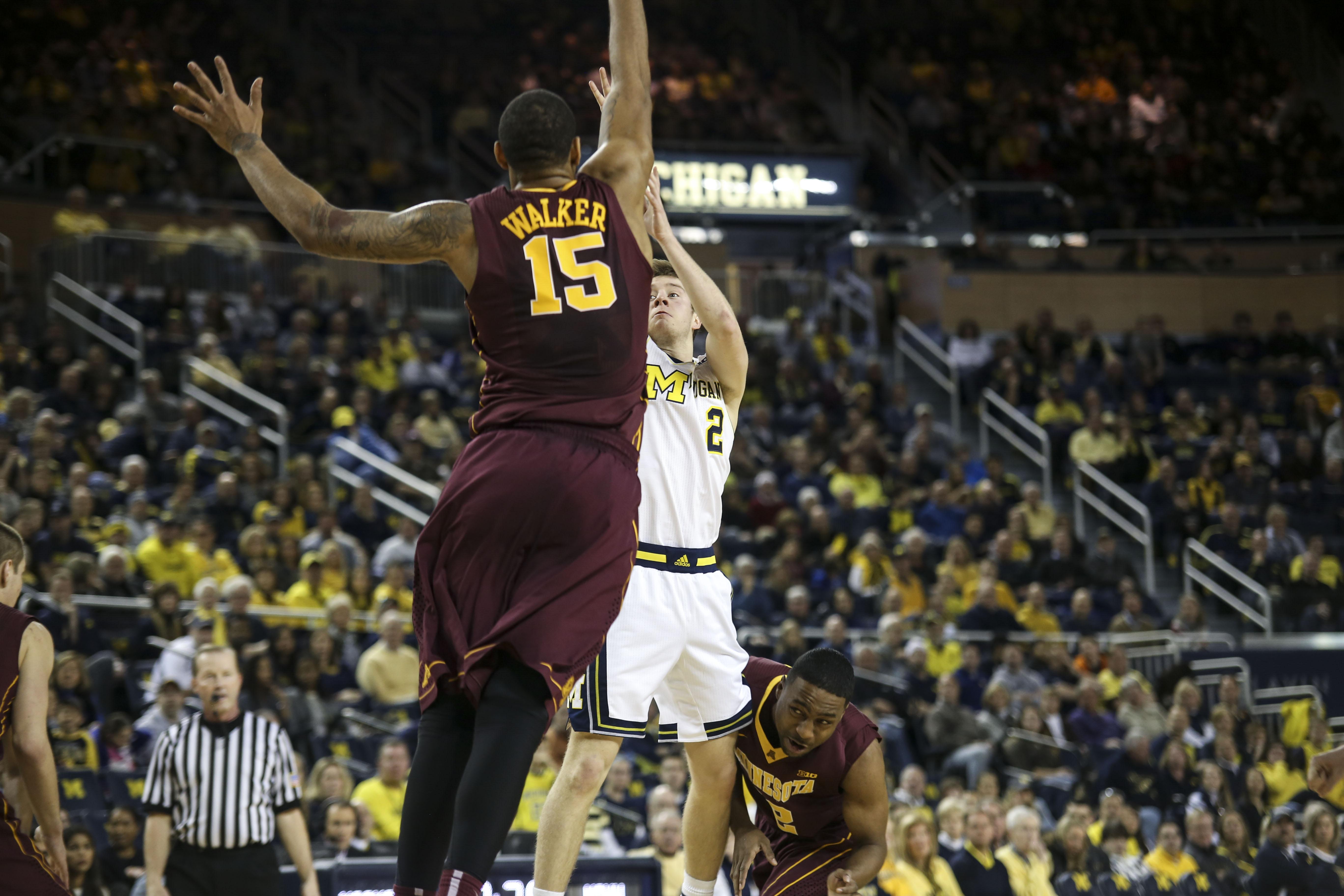 Michigan 62, Minnesota 57 – #11