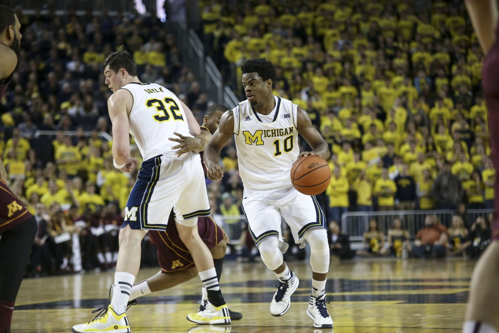 Michigan 62, Minnesota 57 - #20