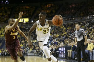 Michigan 62, Minnesota 57 - #22