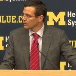 Video: Tim Miles talks loss at Michigan