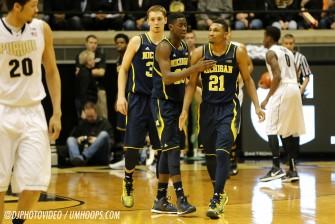 Purdue 64, Michigan 51-17