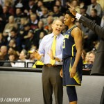 Notes, quotes from John Beilein on Big Ten teleconference