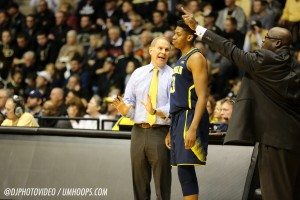 Purdue 64, Michigan 51-24