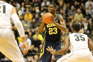 Purdue 64, Michigan 51-7