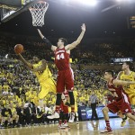 Game 20: Wisconsin at Michigan Recap