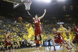 Wisconsin 69, Michigan 64 - #22