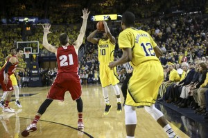 Wisconsin 69, Michigan 64 - #27