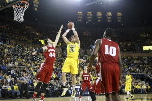 Wisconsin 69, Michigan 64 - #3