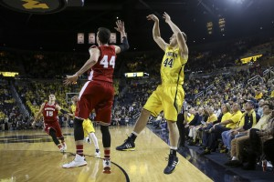 Wisconsin 69, Michigan 64 - #30