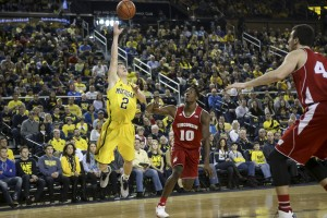 Wisconsin 69, Michigan 64 - #4