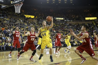 Wisconsin 69, Michigan 64 - #7