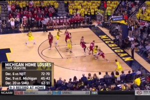 Five Key Plays: Wisconsin at Michigan