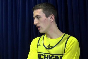 Video: John Beilein, Andrew Dakich and Muhammad-Ali Abdur-Rahkman preview Wisconsin