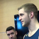 Video: John Beilein, Max Bielfeldt preview Nebraska