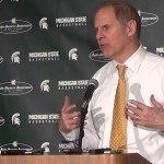 Video: John Beilein says Michigan 'panicked' in overtime at Michigan State