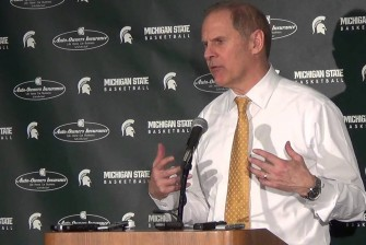 Beilein talks overtime loss to MSU