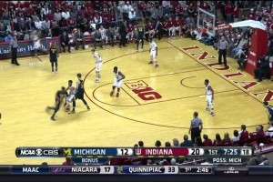 Indiana 5 Key Plays